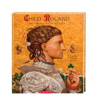 Child Roland (Юний Роланд, англ.) / Ілюстрації Єрко Владислав