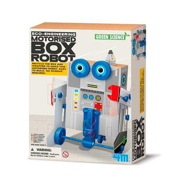 Робот із коробки Екоінженерія 4M (00-03389)