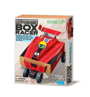 Гоночний автомобіль із коробки Екоінженерія 4M (00-03390)