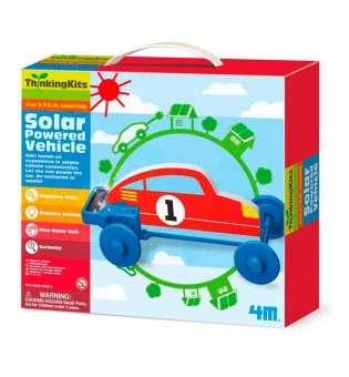Автомобіль на сонячній енергії своїми руками 4M (00-04676)