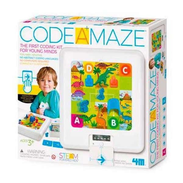 Набір для навчання дітей програмуванню 4M (00-06801)