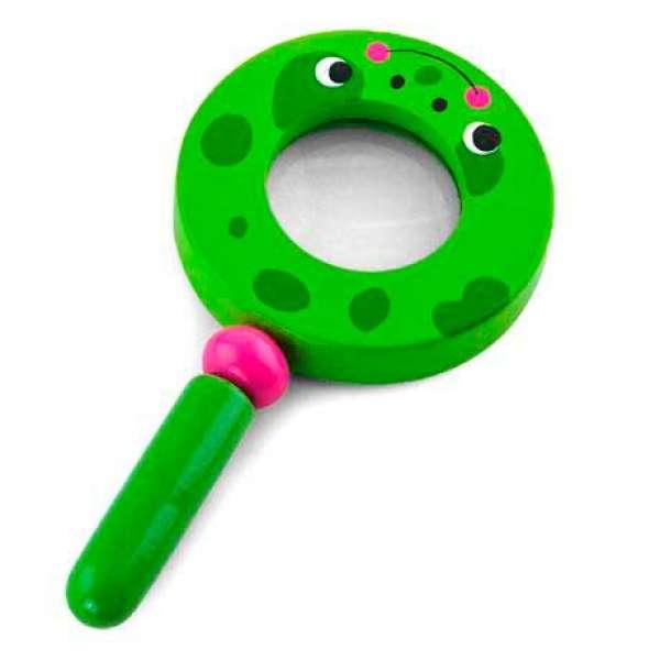 Дерев'яна іграшка Viga Toys Збільшувальне скло (53912)