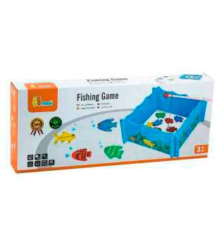 Ігровий набір Viga Toys Риболовля (56305)