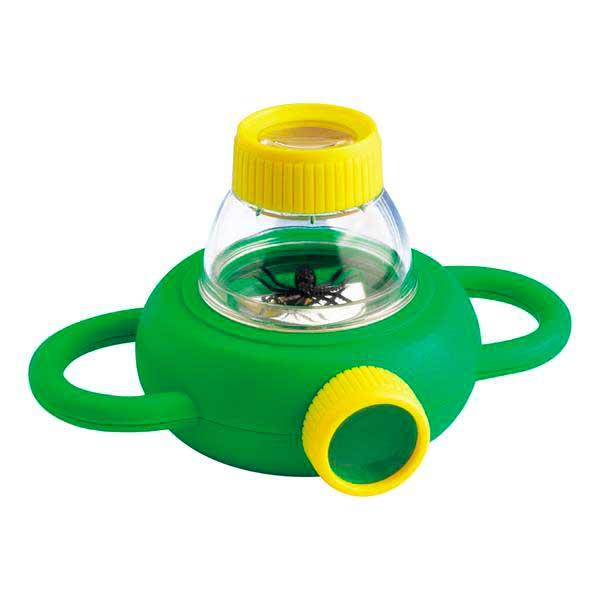 Контейнер для комах Edu-Toys зі збільшувальними стеклами 4x 6x (BL010)
