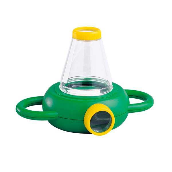 Контейнер для комах Edu-Toys зі збільшувальними стеклами 4x (BL201)