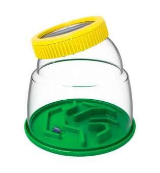 Контейнер для комах Edu-Toys з лупою 5x (JS010)