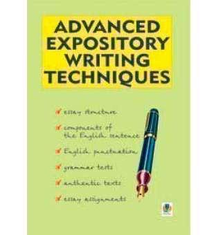 Advanced Expository Writing Techniques. Основи англомовного аналітичного письма: Навч.-метод.посіб.