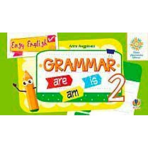 Англійська мова. 2 клас. Вивчаємо граматику. Easy English. Grammar. НУШ