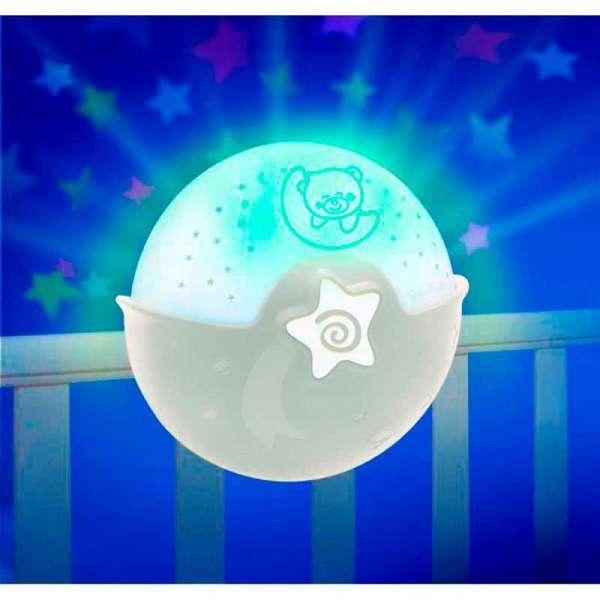 """INFANTINO Світильник """"Спокійні сни"""", сірий, 004909I"""