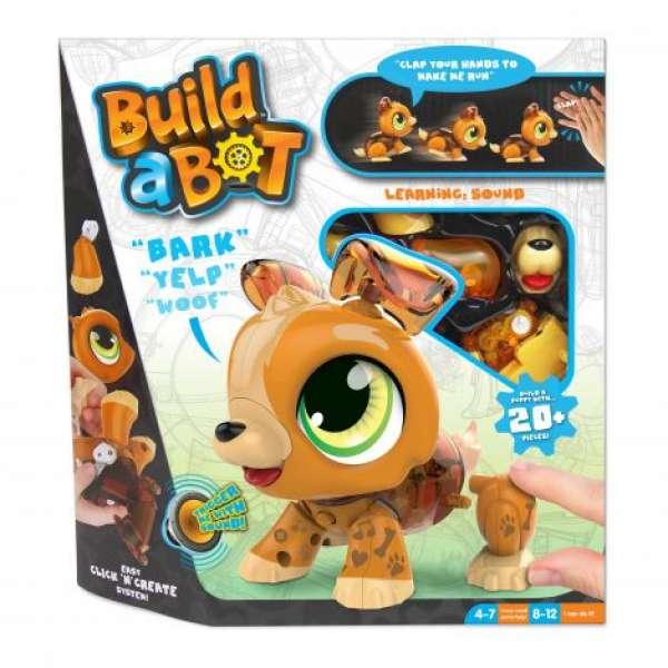 Ігровий набір Basic Fun Build a Bot: Puppy цуценя-робот конструктор