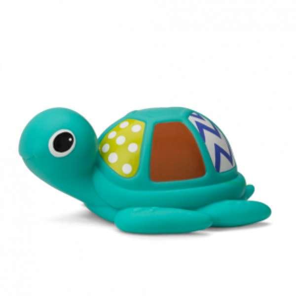 """INFANTINO Іграшка-бризкалка для гри в воді """"Черепашка"""""""