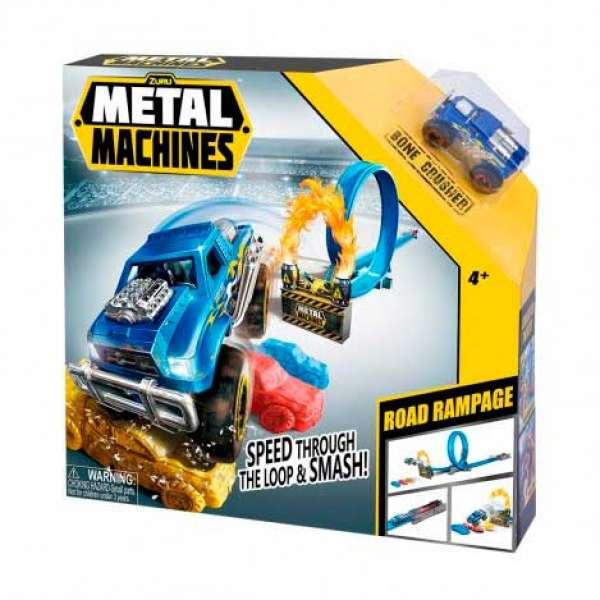 Ігровий набір METAL MACHINES Road Rampage