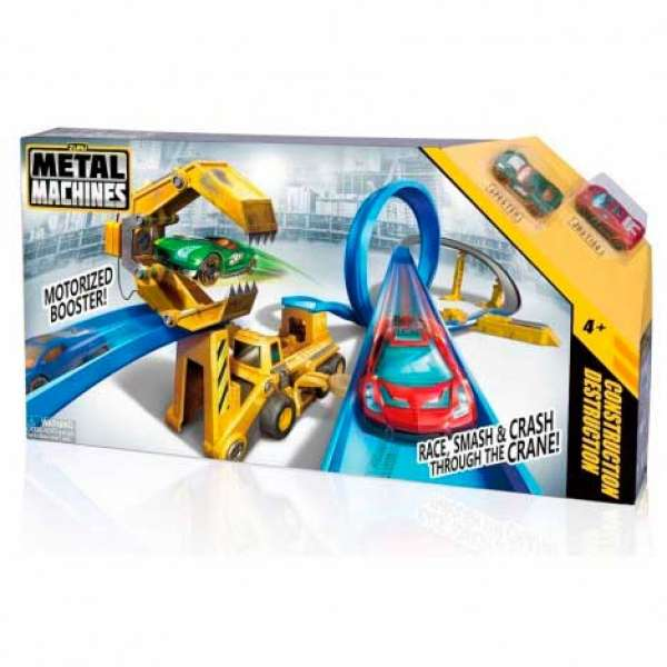 Ігровий набір METAL MACHINES - Police
