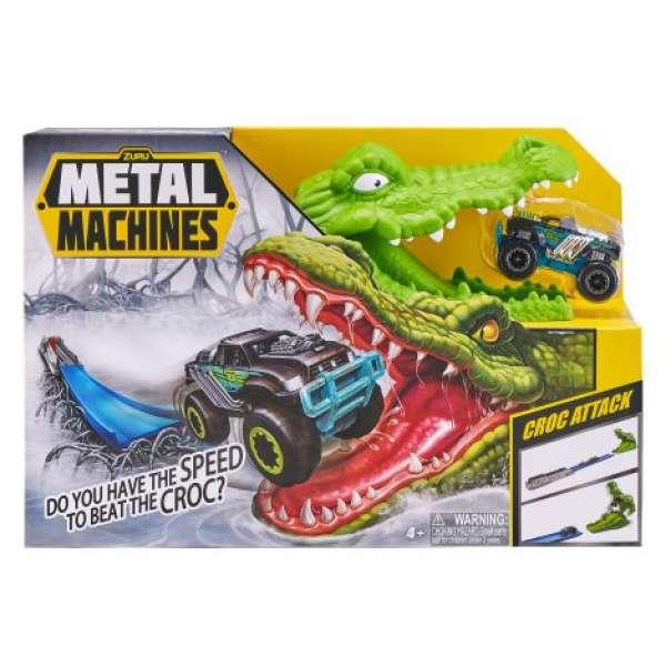 Ігровий набір METAL MACHINES - Crocodile