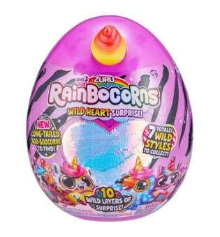 Дитяча м'яка іграшка-сюрприз зі слаймом Rainbocorns-D (серія 3)