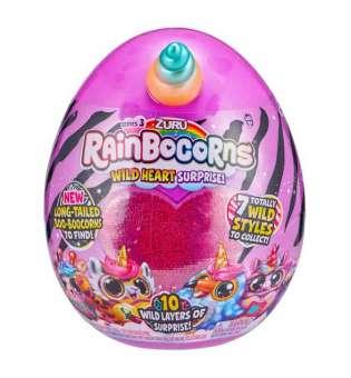 Дитяча м'яка іграшка-сюрприз в яйці Rainbocorns-H (серія 3)