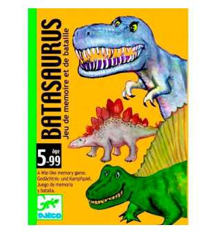 """DJECO Гра """"Динозаври"""""""