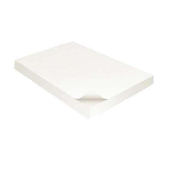 Блок білого паперу для нотаток, 152 х 102, 170 аркушів