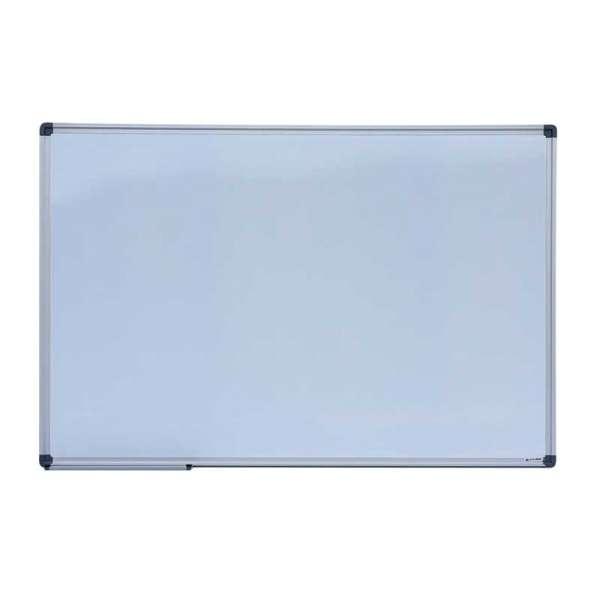 Дошка магнітна сухостиральна, JOBMAX, 60х90см, горизонтальна, алюмінієва рамка