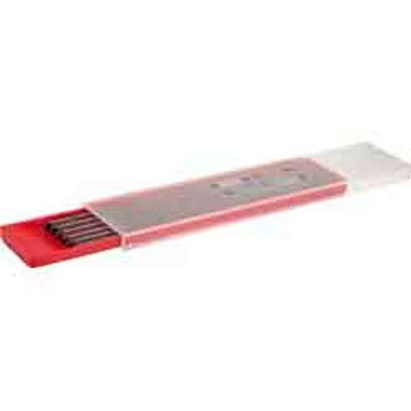 Грифелі для цангового олівця В, 2 мм, 12шт