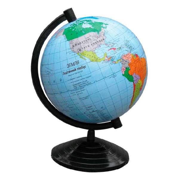 Глобус 160мм політичний