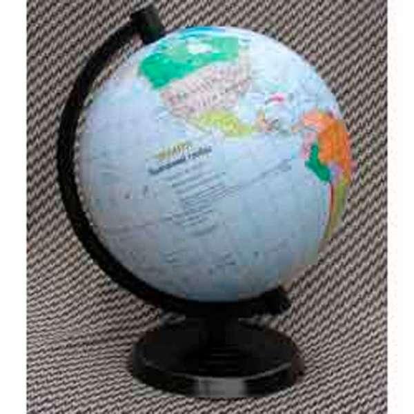 Глобус 220мм політичний