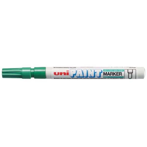 Маркер PAINT, 0.8-1.2мм, пише зеленим(ціна за 12шт.)(ціна за 12шт.)