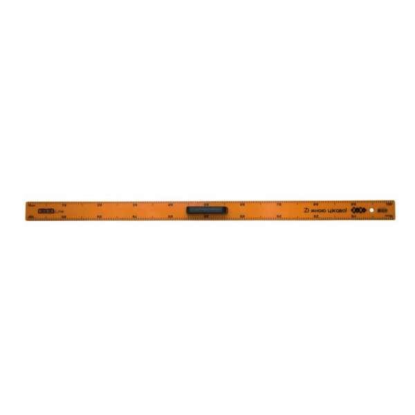 Лінійка TEACHER для шкільної дошки 100 см, жовтий, KIDS Line