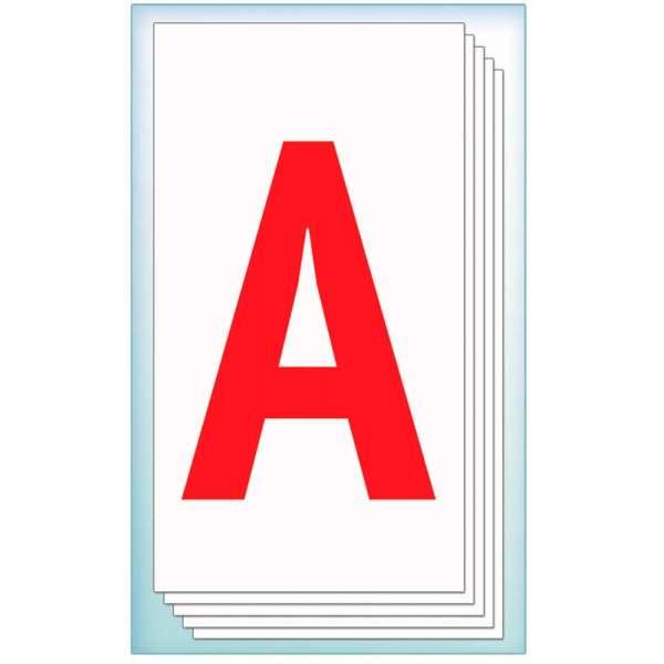 Літери (46 в наборі)