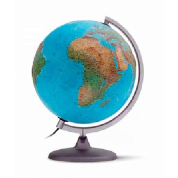 Рельєфний глобус Альто, діаметр 300 мм, російська мова