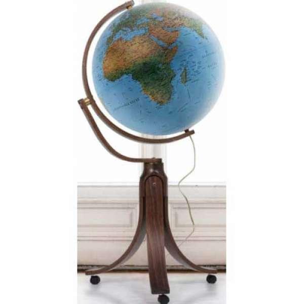 Фізичний глобус Емілі, діаметр 500 мм, російський