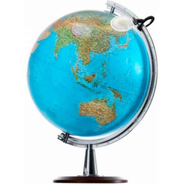 Фізичний глобус Атлантіс, діаметр 400 мм