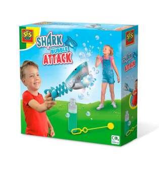 Ігровий набір з мильними бульбашками - Атака акули