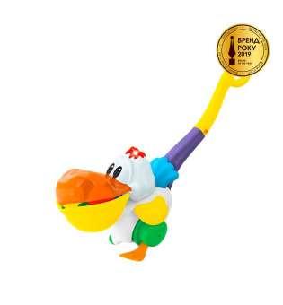 Іграшка-Каталка - Пелікан-Витівник (Озвуч. Рос. Мовою)