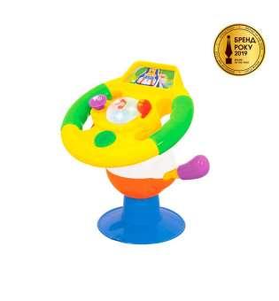 Іграшка На Присосці - Розумне Кермо (Озвуч. Укр. Мовою)