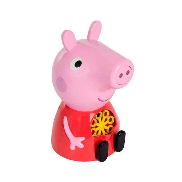 Ігровий набір з мильними бульбашками Peppa Pig - Баббл-машина