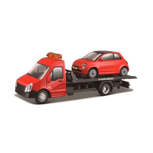 Ігровий Набір - Автоперевізник C Автомоделлю Fiat