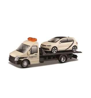 Ігровий Набір - Автоперевізник З Автомоделлю Vw Polo Gti Mark 5