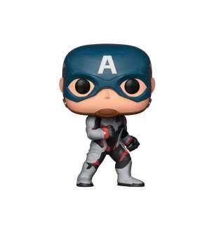 Ігрова Фігурка Funko Pop! - Капітан Америка У Білому Костюмі