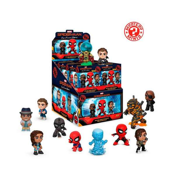 Ігрова Фігурка Funko Mystery Minis - Людина-Павук: Далеко Від Дому