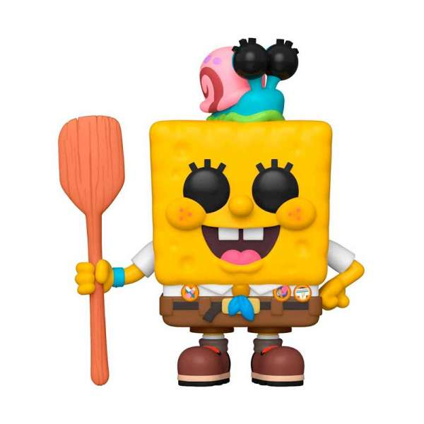 """Ігрова фігурка Funko Pop! cерії """"Губка Боб: Втеча Губки"""" - Губка Боб"""
