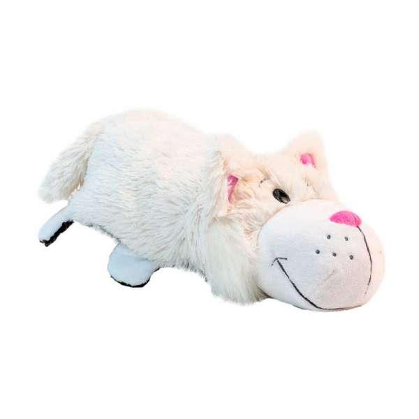 м'яка Іграшка З Паєтками 2 В 1 - ZooPrяtki - Лабрадор-Кіт (30 Cm)
