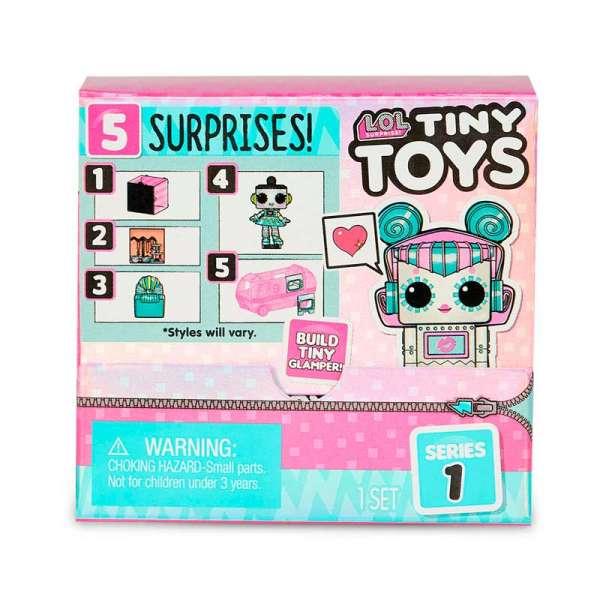 """Ігровий набір L.O.L SURPRISE! серії """"Tiny Toys"""" - КРИХІТКИ"""