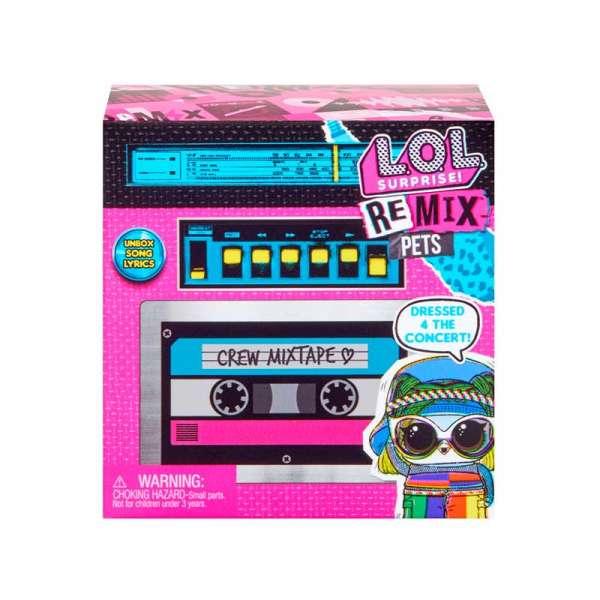 """Ігровий набір L.O.L SURPRISE! W1 серії """"Remix"""" - Мій улюбленець"""