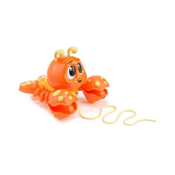 Іграшка-Каталка На Мотузці - Веселий Лобстер