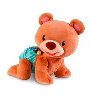 Розвиваюча іграшка – Ведмедик, що повзає
