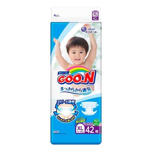 Підгузки Goo.N для дітей колекція 2020 ( XL, 12-20 кг)
