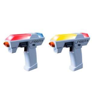 Ігровий набір для лазерних боїв - Laser X Micro для двох гравців