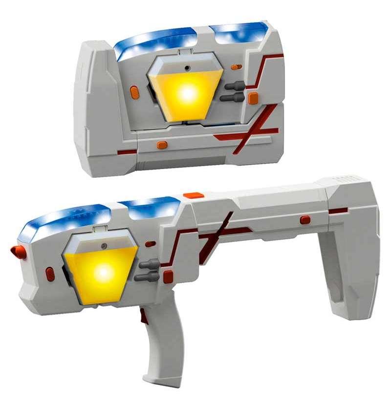 Ігровий набір для лазерних боїв - Laser X Pro 2.0 для двох гравців