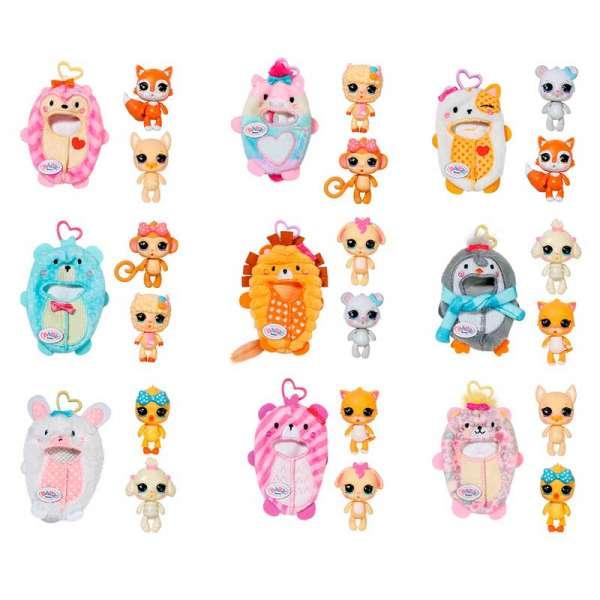Ігровий набір з лялькою BABY born - Милі улюбленці